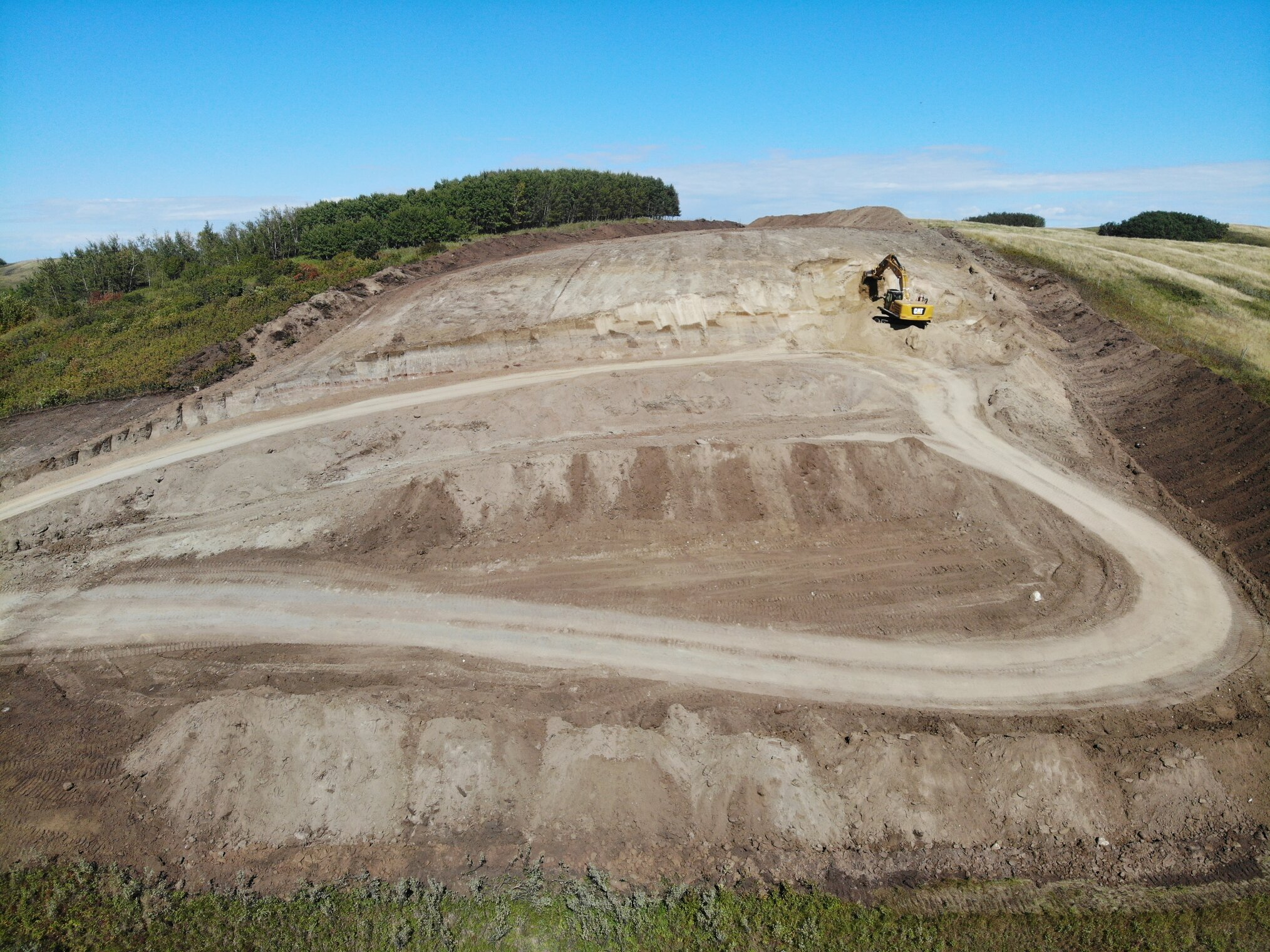 Precision Contractors | Earthworks | 2020- A Year in Review | created by dji camera