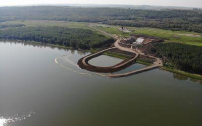 Husky Energy – Raw Water Intake Project