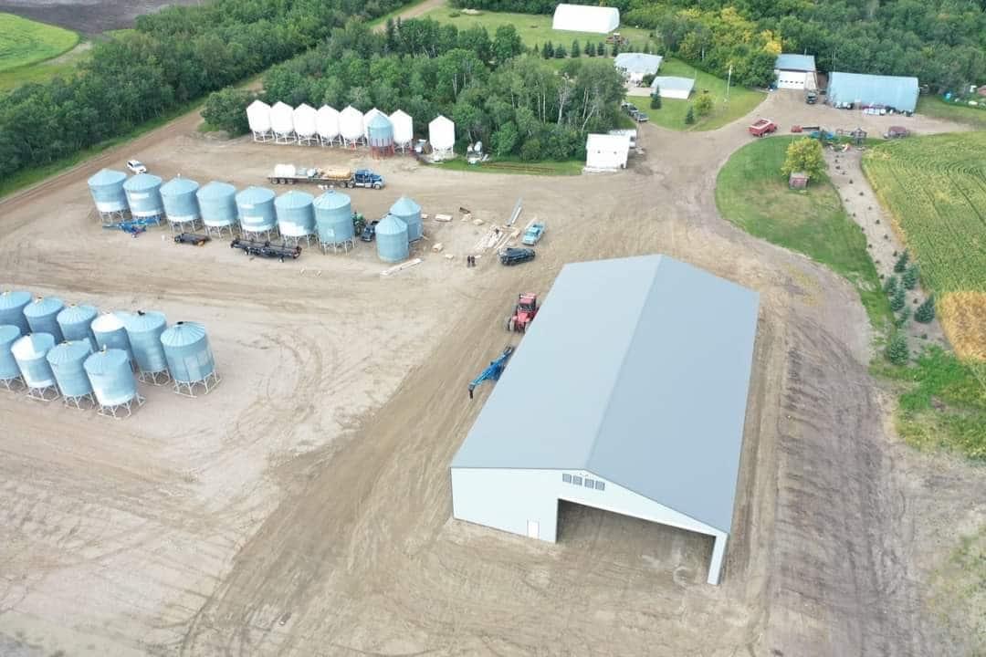 Precision Contractors | Earthworks | Services | Even-Eggens-Yard