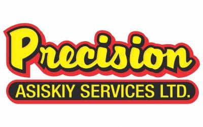 Precision Asiskiy Partnership to provide earthwork services for oilfield construction, reclamation, and civil projects